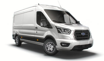 Ford Transit 350 L3H2 RWD Limited 185PS