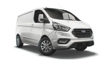 Ford Transit Custom L1H1 340 Limited 130PS Hybrid
