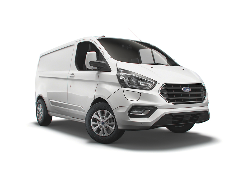 Ford Transit Custom L1H1 340 Limited 130PS Hybrid