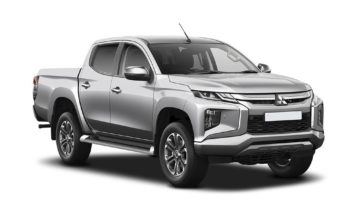 Mitsubishi L200 Pickup Truck for Lease