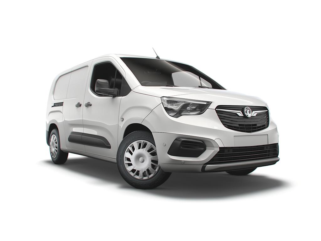Vauxhall L2 Combo 1.5 100PS Sportive Crew Van