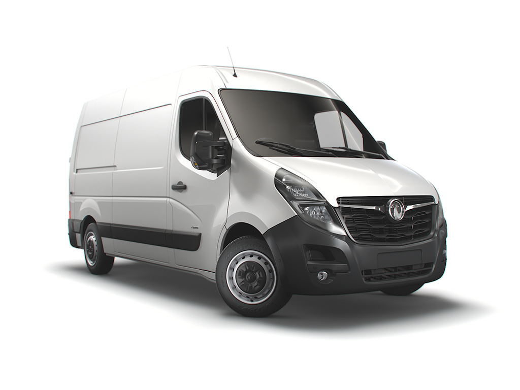 Vauxhall Movano 3300 L2H2 FWD 135PS