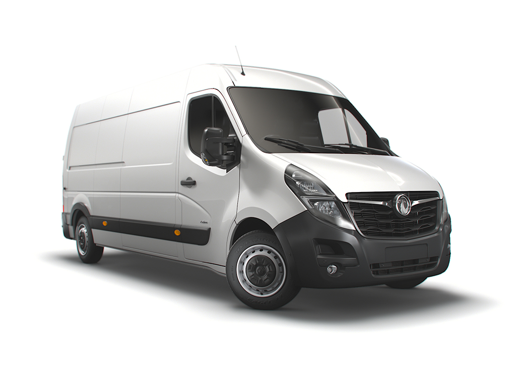 Vauxhall Movano 3500 L3H2 FWD 135PS