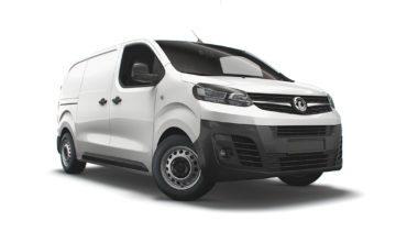 Vauxhall Vivaro L1H1 2700 100PS Edition