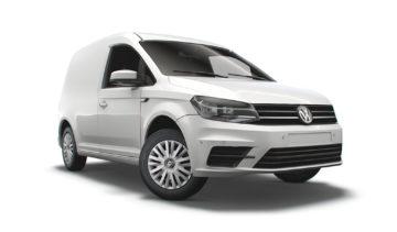 Volkswagen Caddy C20 2.0 102PS Trendline