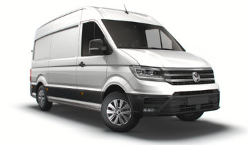 Volkswagen Crafter CR35 MWB 140PS Trendline