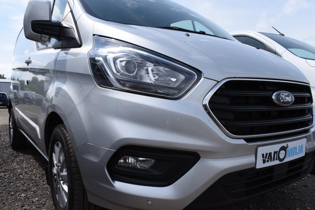 Ford Transit Custom Limited Vans in Stock