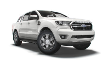Ford Ranger 170PS Limited Manual