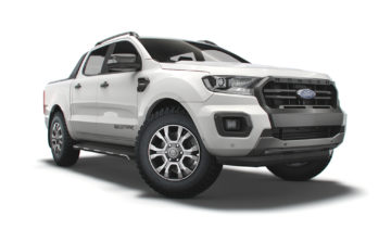 Ford Ranger Wildtrak 3.2 200PS Manual