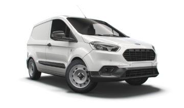Ford Transit Courier Leader EcoBoost Petrol