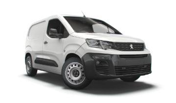 Peugeot Partner Professional 100PS 1.5 1000kg Standard