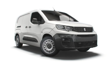 Peugeot Partner Professional 100PS 1.5 850kg Crew Van