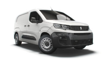 Peugeot Partner Professional 100PS 1.5 950kg Long