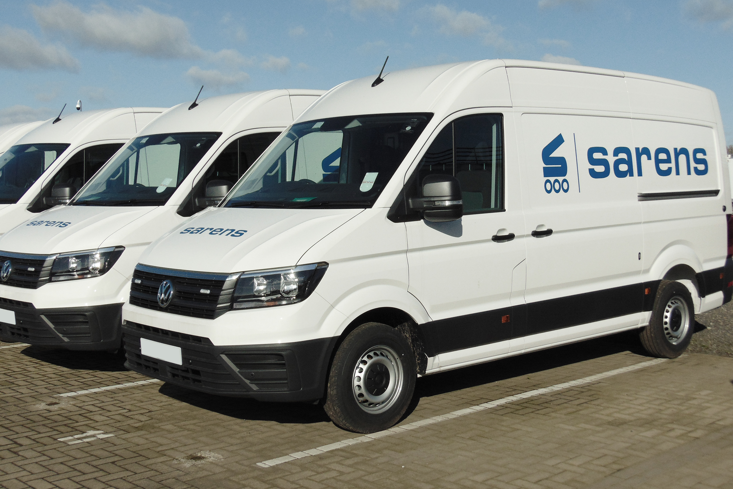 Signwriting Your Lease Van