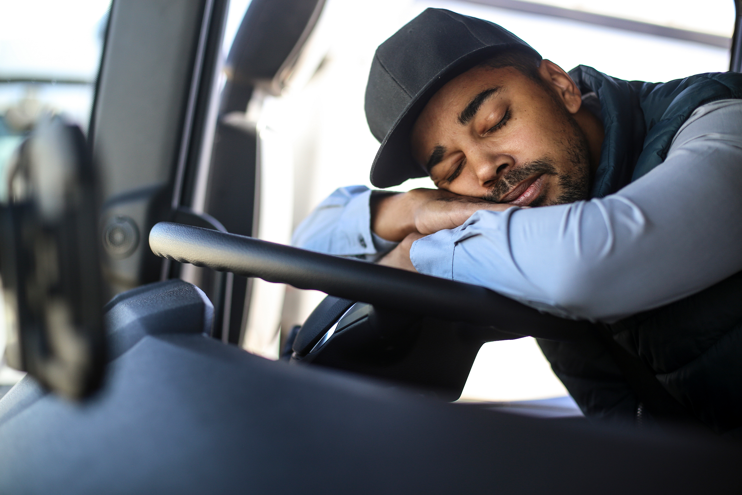 Dealing With Driver Fatigue as a Professional Van Driver
