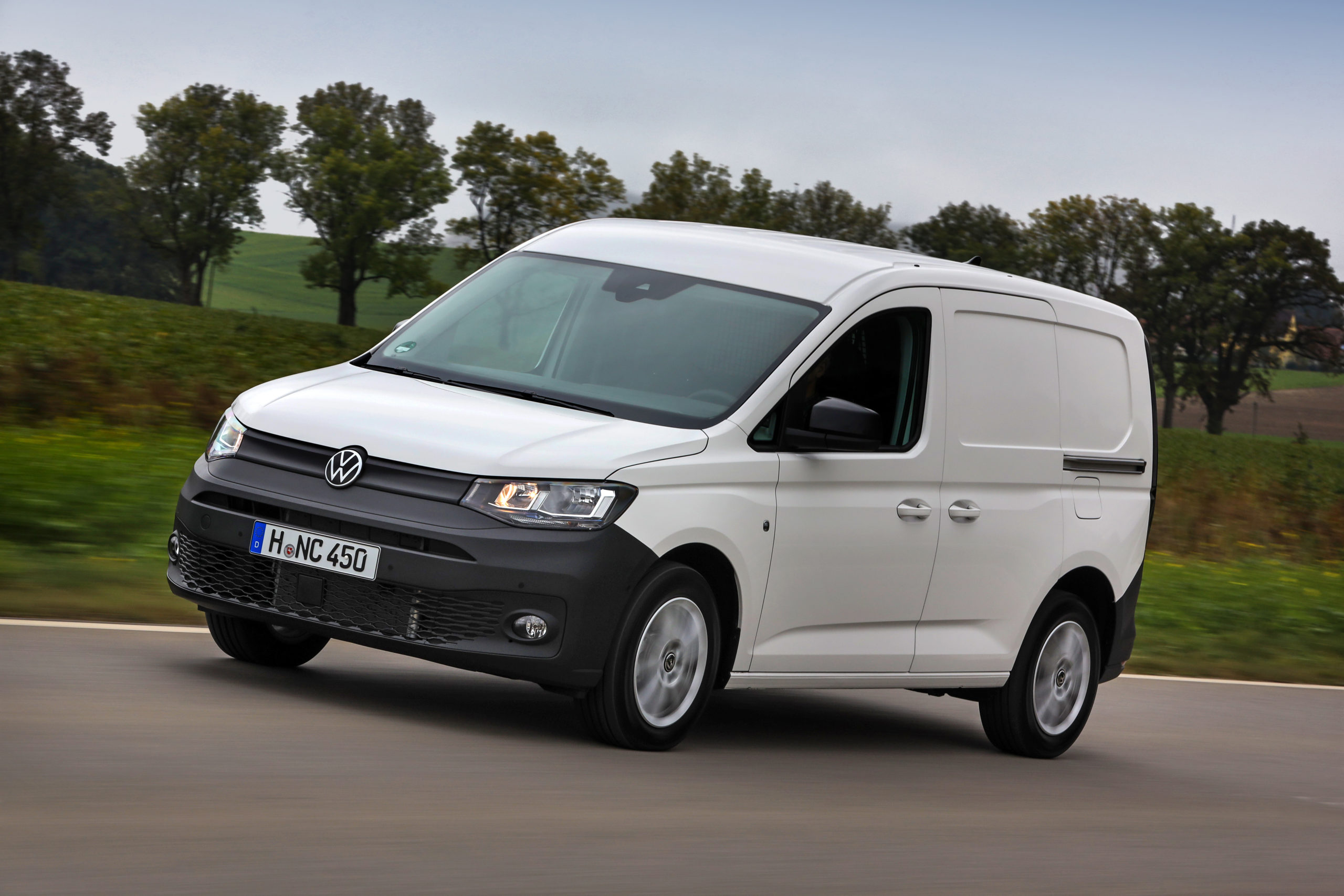 Coming in December – The New VW Caddy
