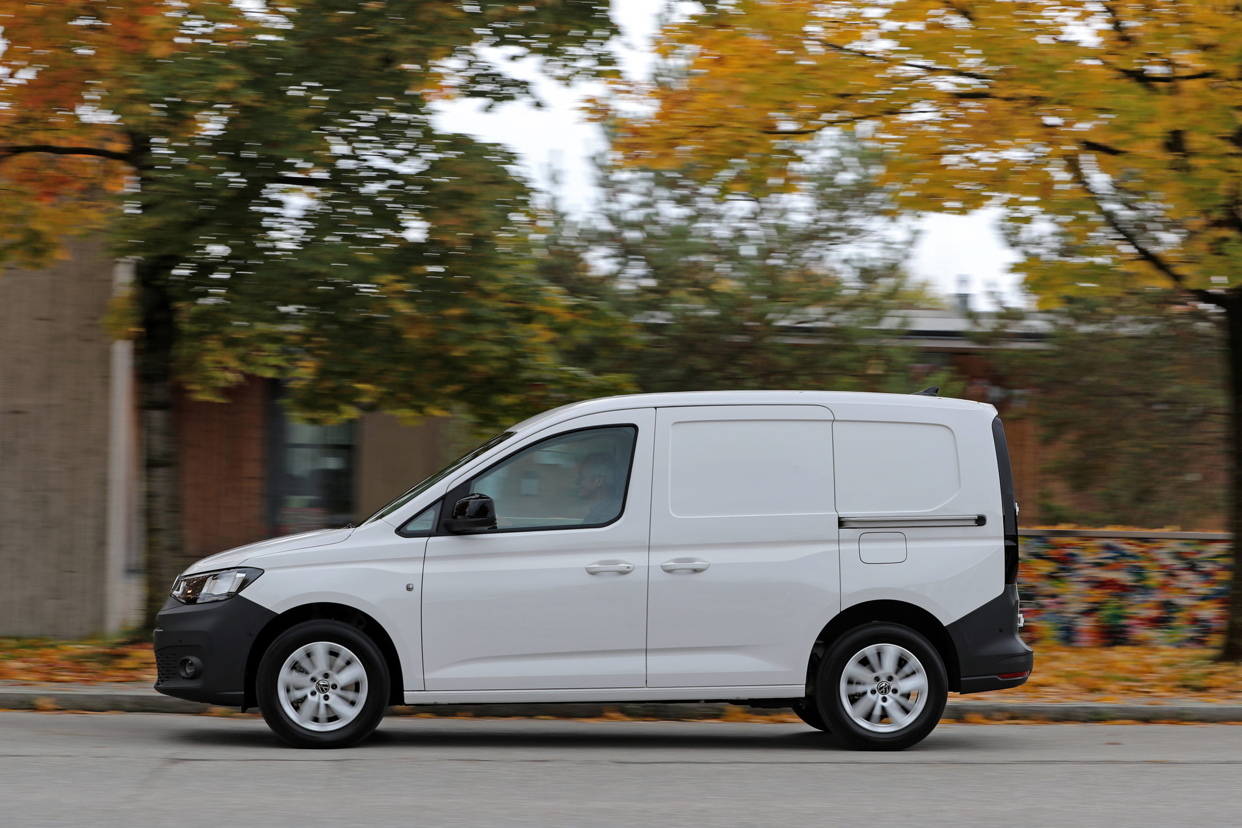 Volkswagen Caddy for lease