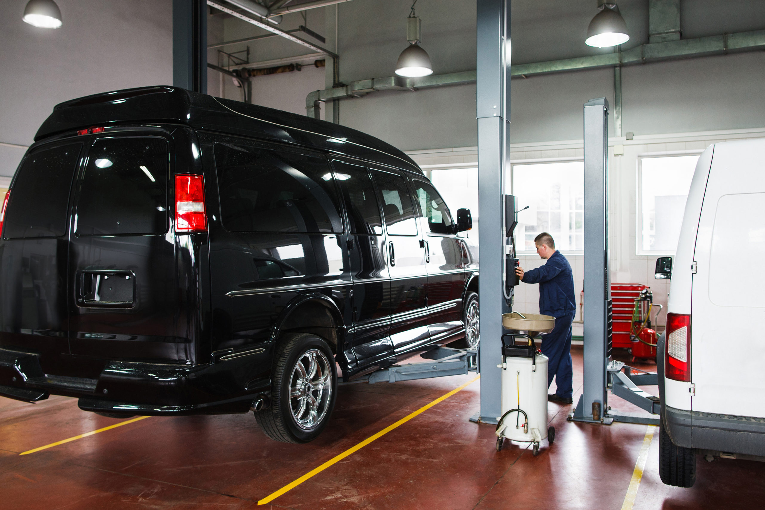 End of Contract Hire Agreement- Returning Your Vehicle