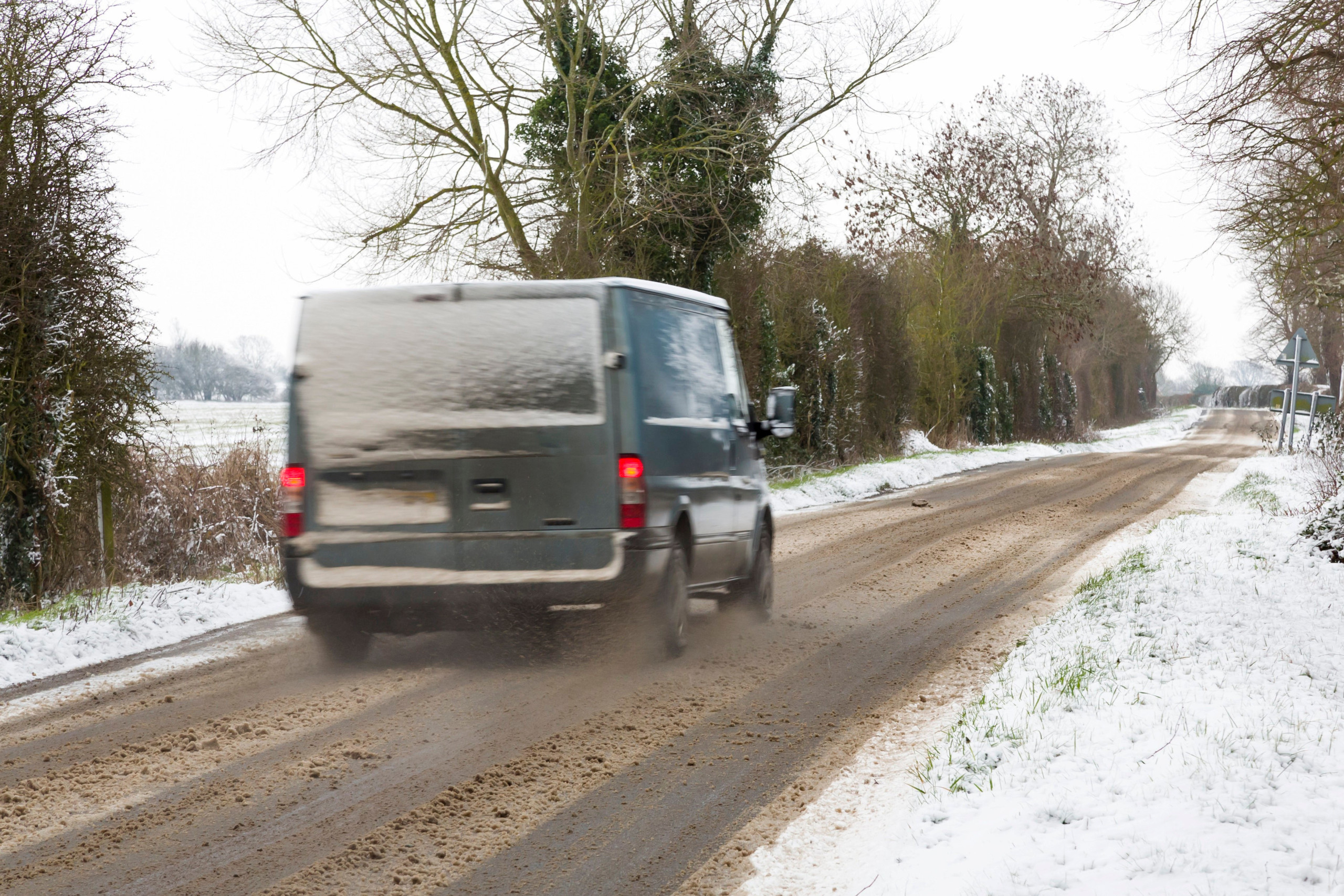Driving in the Snow – Some Tips