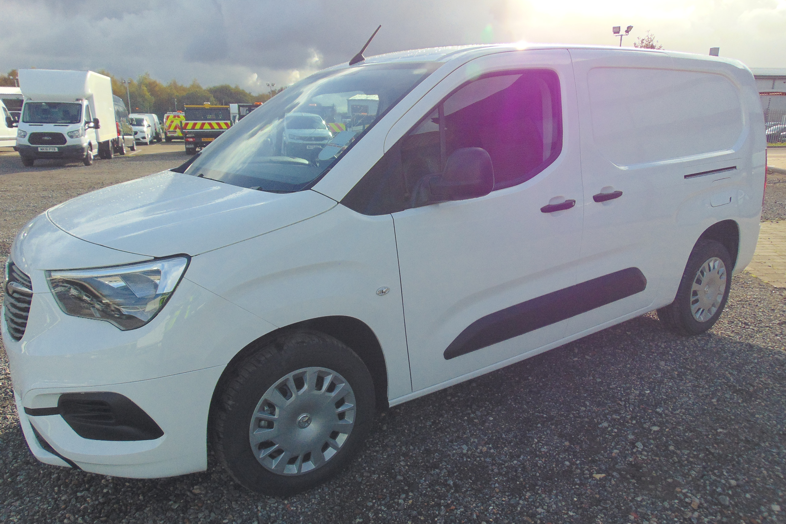 Vauxhall's new Combo Cargo is a great little van to drive