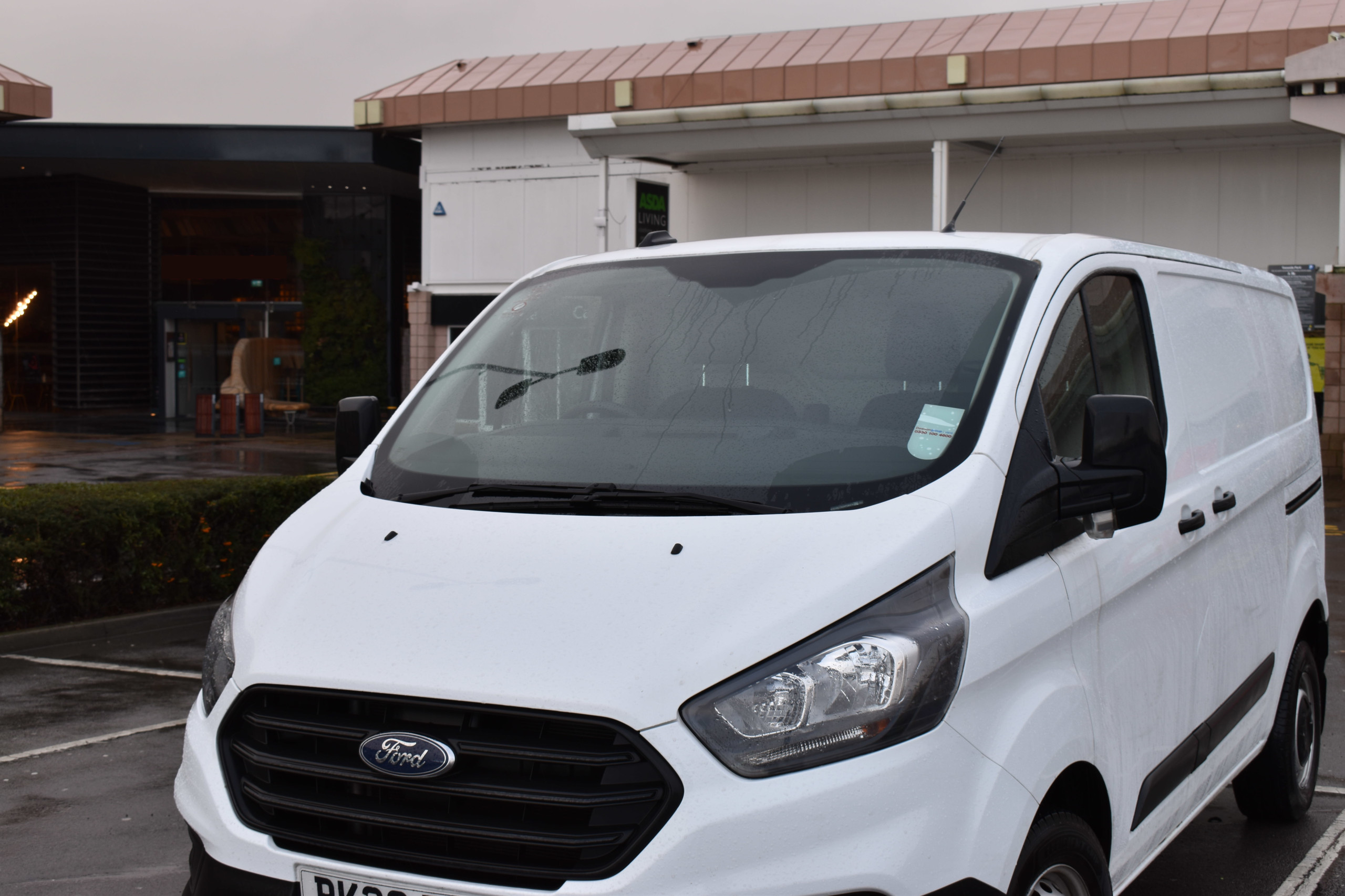 The Ford Transit Custom lives up to its reputation
