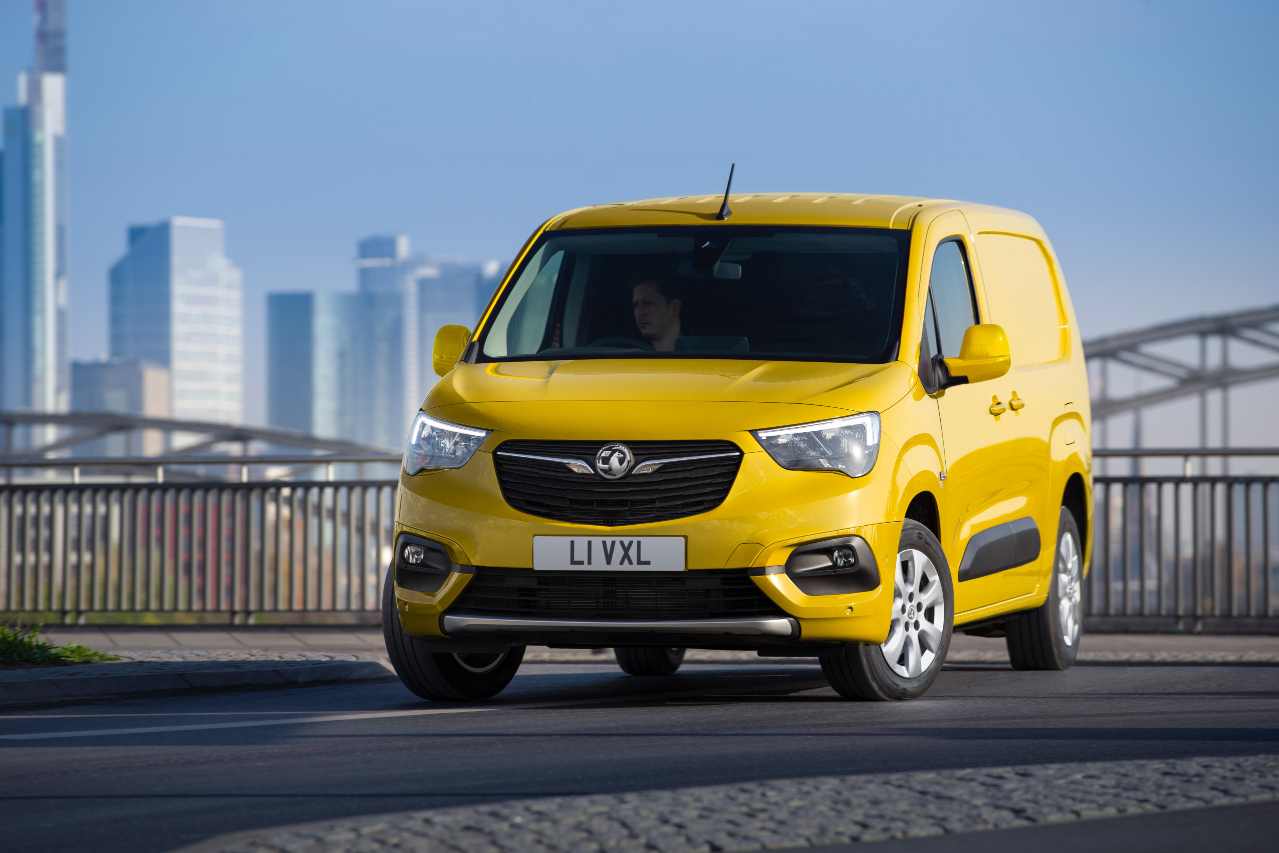 New All-Electric Vauxhall Combo-e To Go On Sale in Late 2021