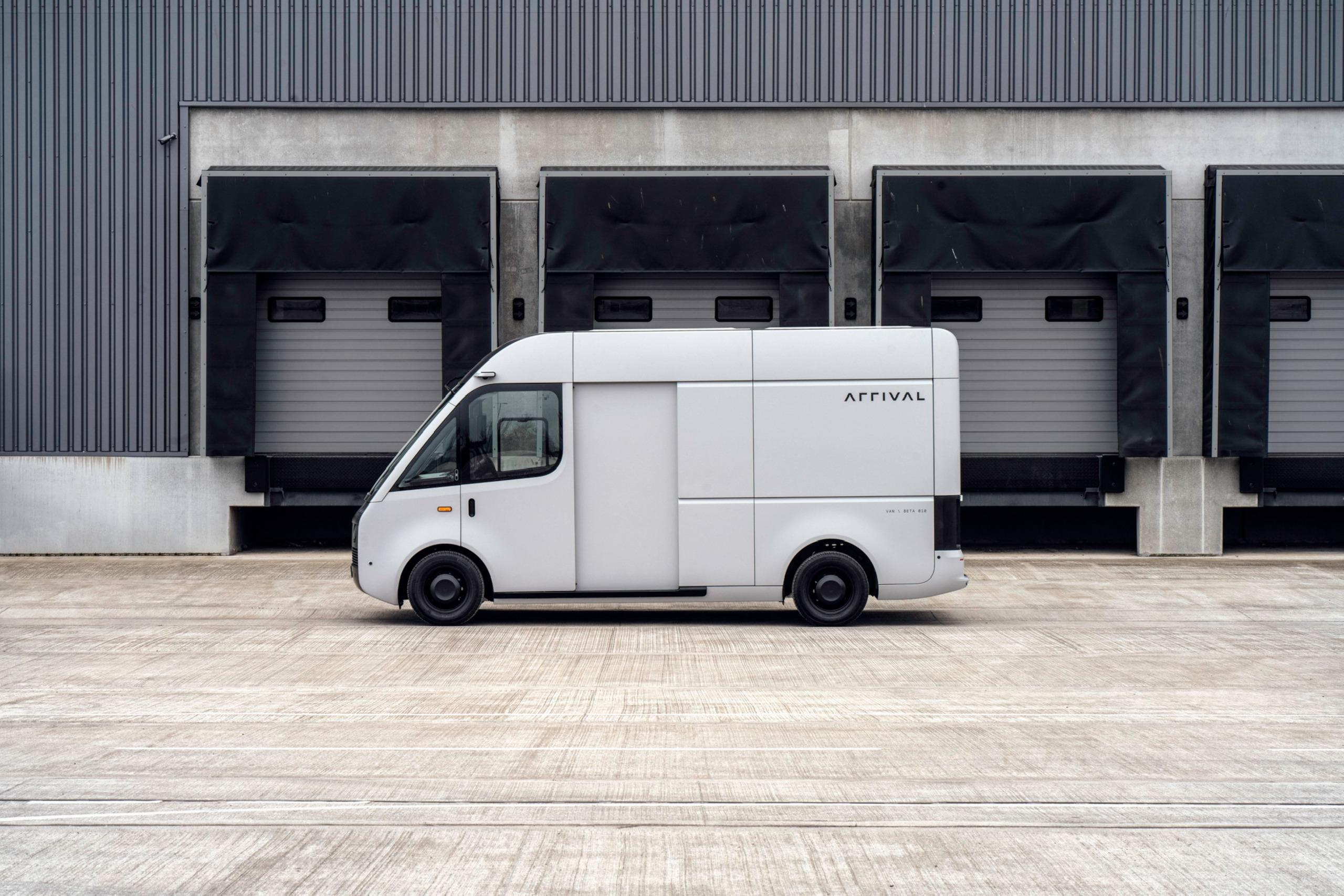 Arrival Electric Van