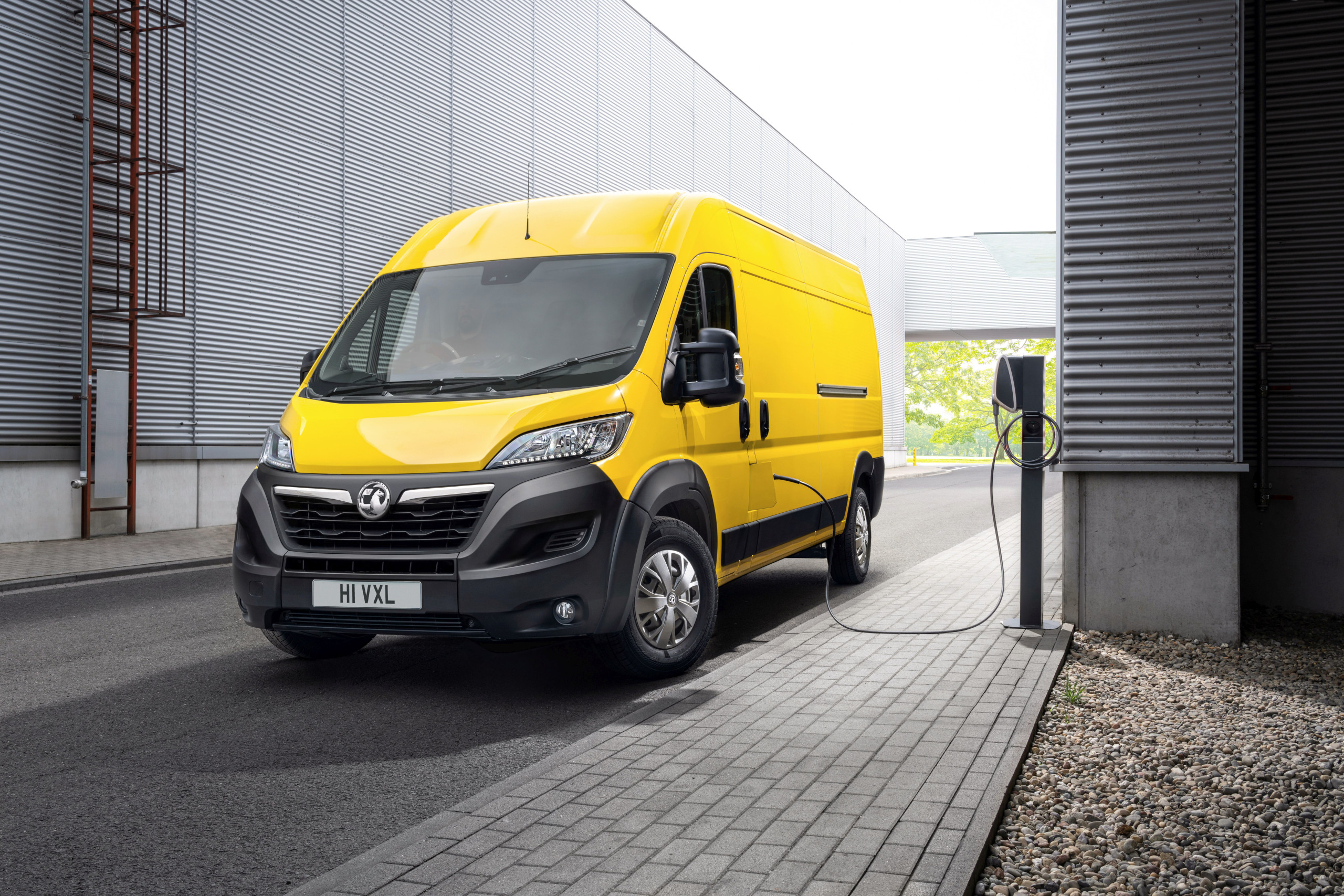 Vauxhall Reveal the Movano-e to Complete Their Electric Range
