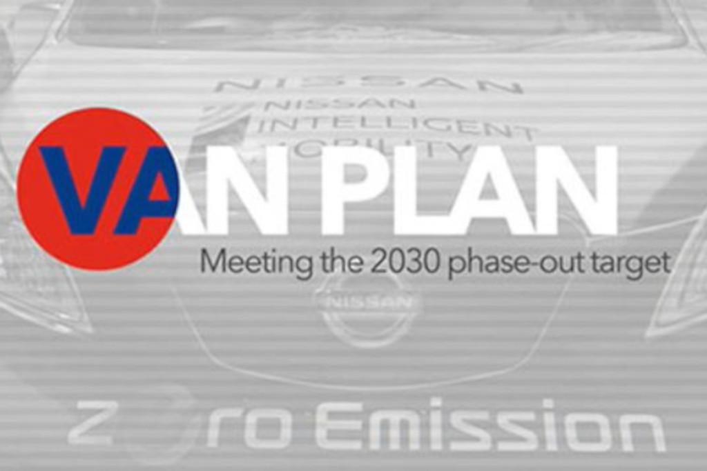BVRLA Announce Their Van-Plan to Reach Zero Emissions